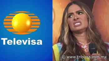 """""""Lárgate mojigata"""": Galilea Montijo pone en su lugar a conductora de 'Hoy' y la 'corren' de Televisa - TRIBUNA"""