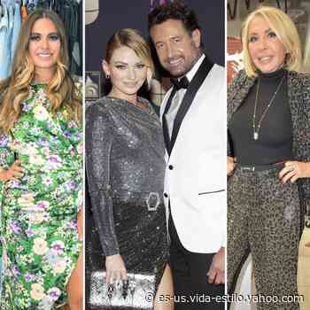Galilea Montijo defiende a Irina Baeva y Gabriel Soto de Laura Bozzo - Yahoo Style