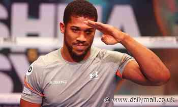 Tyson Fury admits he wants Anthony Joshua to beat Oleksandr Usyk to keep £200m fight hopes alive