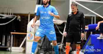 Hallelujah! Halle-Gooik speelt weer futsal in thuishaven De Bres - Het Laatste Nieuws