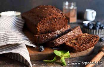 Ricetta Plumcake cioccolato e yogurt: aggiungi le noci - Agrodolce