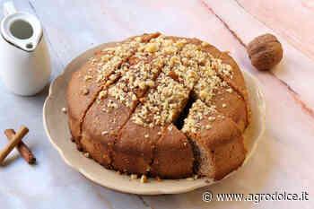 Ricetta Karidopita: dalla Grecia un'irresistibile torta alle noci - Agrodolce