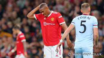 Martial, Man United reserves do little to suggest they deserve more