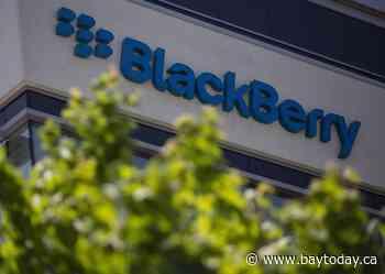 BlackBerry net loss surges to US$144 million in Q2 as revenue drops 32 per cent