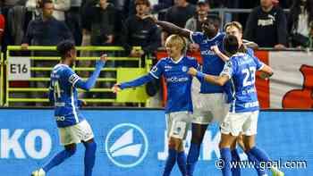 Onuachu's brace not enough for Genk in six-goal thriller against Royal Antwerp