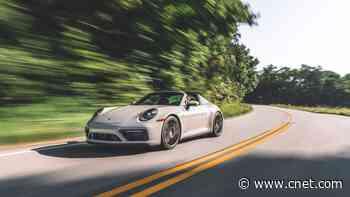2022 Porsche 911 Targa 4 GTS: Half coupe, half convertible, totally awesome     - Roadshow