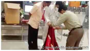 Gold worth Rs 13.88 lakh seized at Mangaluru airport
