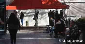 Coronavirus en Córdoba: nueve fallecimientos y 223 nuevos casos - Vía País