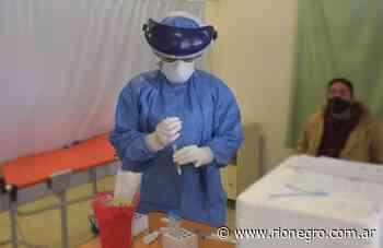 Tres muertos y 33 casos nuevos de coronavirus en Río Negro - Diario Río Negro