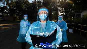 All 766 of Victoria's daily coronavirus cases were locally acquired - Bendigo Advertiser