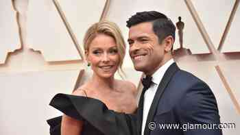 Kelly Ripa and Mark Consuelos Said They Solve Almost All Marriage Problems With 'Sexy Time' - Glamour