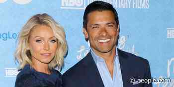 Kelly Ripa and Mark Consuelos Solve 'Just About Almost Every' Problem with 'Love and Sexy Time' - PEOPLE