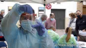 """Para la OPS, América enfrentará brotes de coronavirus """"hasta bien entrado 2022"""" - ámbito.com"""