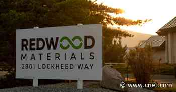 Ford partners with Redwood Materials on EV battery recycling, local manufacturing     - Roadshow