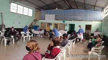 Más de 4.700 personas citadas en San Luis, Villa Mercedes, San Francisco, Fraga, Luján y Las Aguadas - Agencia de Noticias San Luis