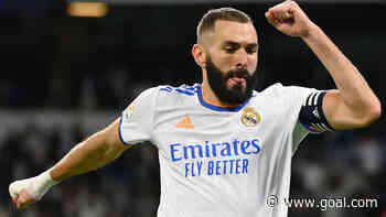 Benzema on historic goal involvement pace for high-flying Real Madrid