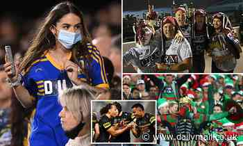 Queenslander residents offered free NRL tickets if they get Covid vaccine