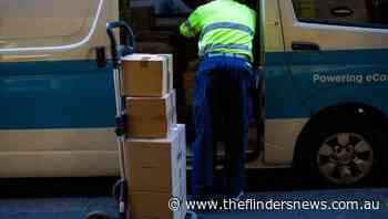 Parcel delivery workers strike across Aust - The Flinders News