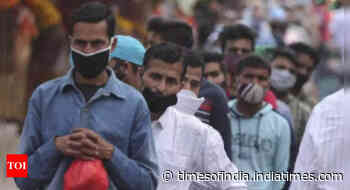 Coronavirus live updates: After two days, daily cases in India cross 30,000 again - Times of India