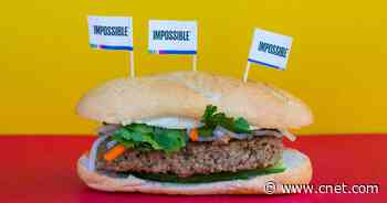 Impossible Pork will finally be available commercially, starting in restaurants     - CNET