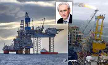 ALEX BRUMMER: Why are we facing an energy crisis when we're sitting on a gold mine?