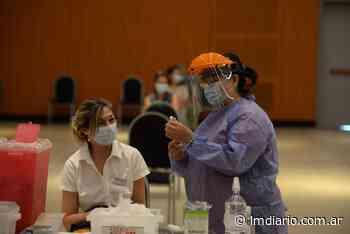 Este miércoles se colocaron 18.655 vacunas contra el coronavirus en Córdoba - La Nueva Mañana de Córdoba