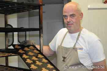 Dat zal smaken: Bert Mariman bakt Wuitenskoekjes voor jubileumarsen