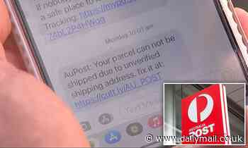 Australia Post scam targeting online shoppers in Australia with text message