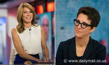 Ex-Bush official Nicolle Wallace 'seen by execs as most likely candidate to replace Rachel Maddow'