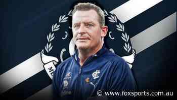 Voss the boss: Lions legend Michael Voss appointed new Carlton Blues coach
