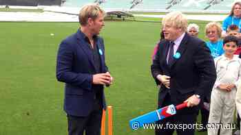 British PM asks Morrison to find Ashes 'solution' in boost to historic series
