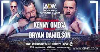 AEW Dynamite: Internet reacts to Bryan Danielson dream match     - CNET