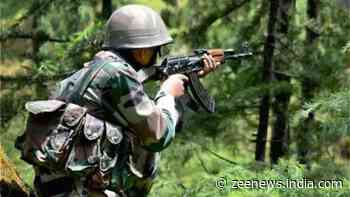Jammu and Kashmir: One terrorist killed in an ongoing encounter in Shopian district