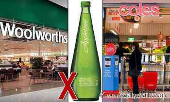 Coca-Cola urgently recalls Appletiser from Woolworths supermarkets over contamination concerns