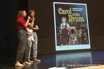Kerstmusical strijkt als theaterwandeling neer in De Bogaard - Het Nieuwsblad