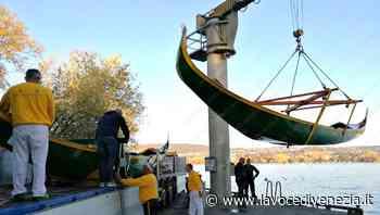 Una gondola a Crema per festeggiare Venezia e i suoi 1600 anni - La Voce di Venezia