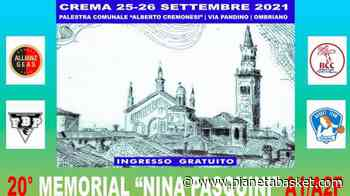 A2 Femminile - Crema, tutto pronto per il Memorial Nina Pasquini - Pianetabasket.com