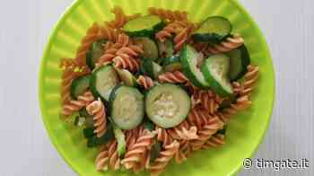 Pasta di lenticchie con crema di zucchine - TIMgate