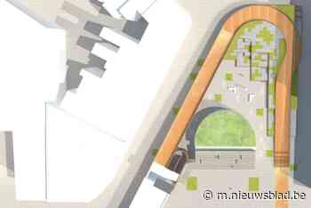 Te laat voor subsidies: geen fietsers- en voetgangersbrug aan de Houtkaai - Het Nieuwsblad