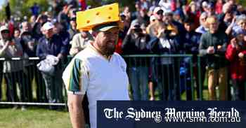 Ryder Cup: Why the Europeans have cheese on their heads and other questions