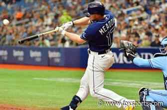 Austin Meadows' three-run homer fuels Rays' 7-1 victory over Blue Jays