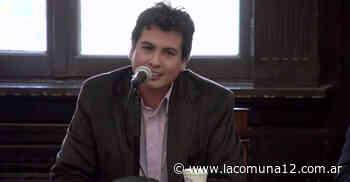 Jonatan Baldiviezo se postula como Nuevo Defensor del Pueblo en CABA - Comuna 12