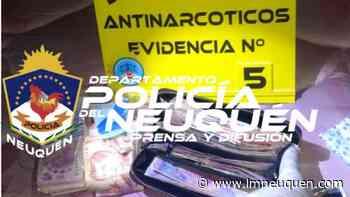 Mega operativo: desbarataron un kiosco narco en Cutral Co - LM Neuquén