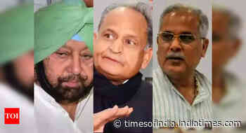 Why a Punjab may not happen in Rajasthan and Chhattisgarh too soon