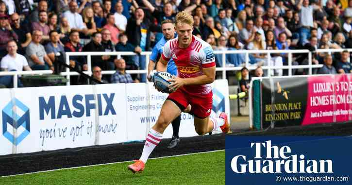 Louis Lynagh keen to keep fairytale rise going at first England training camp