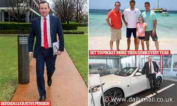 How much Mark McGowan earns: Western Australia premier grilled on lucrative parliamentary pension
