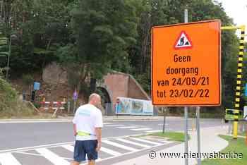 Vijf maanden verkeershinder op Omer Vanaudenhovelaan