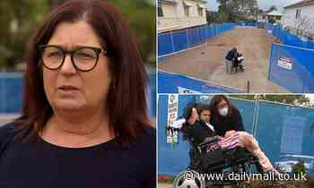 Mother in disbelief after her daughter's $770,000 home is demolished for being 'too unsafe'