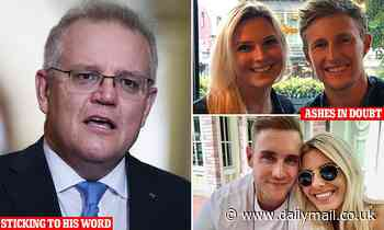 Scott Morrison declares NO special treatment for England's cricket squad for the Ashes