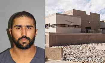 Colorado student arrested as cops find cache of loaded weapons and 1,000 rounds in his truck